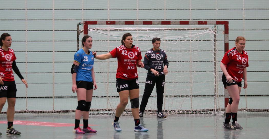 Spiel gg Buxtehuder SV