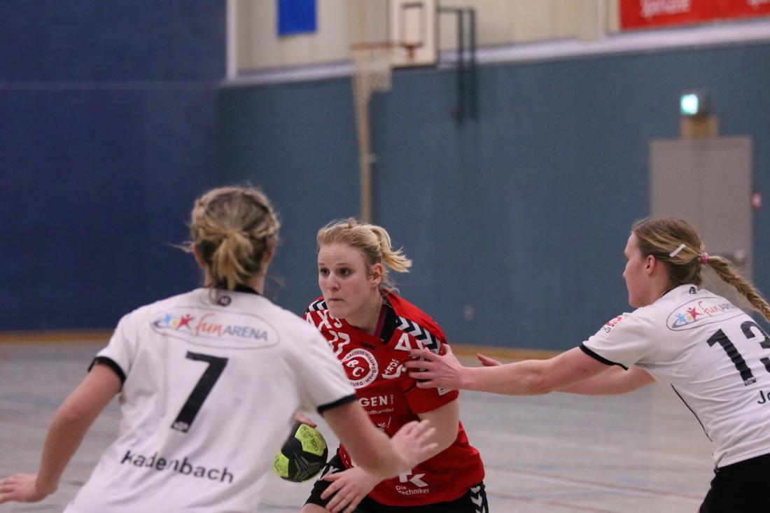 Spiel gg SV Henstedt-Ulzburg